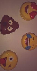 Emojis ceramic emojis